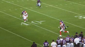 NFL freeD Highlights TV Spot, 'Immersive' - Thumbnail 6