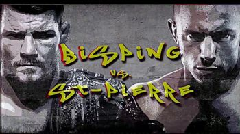 UFC 217 TV Spot, 'Bisping vs. St-Pierre: No Joke' Song by Eric B. & Rakim