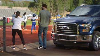 2017 Ford F-150 XLT TV Spot, 'Champions' [T2] - Thumbnail 4