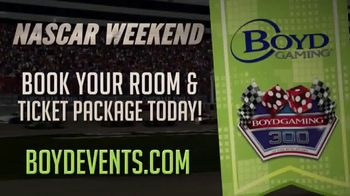 Boyd Gaming Events TV Spot, 'Horsepower'