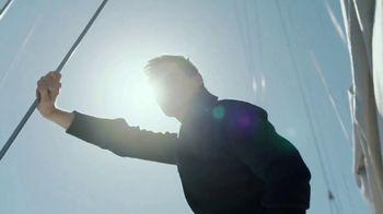 OMEGA Seamaster Aqua Terra TV Spot, 'Sailing' Featuring Eddie Redmayne - Thumbnail 4