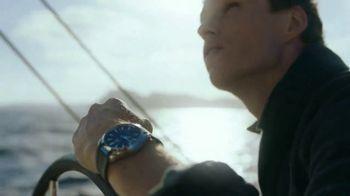 OMEGA Seamaster Aqua Terra TV Spot, 'Sailing' Featuring Eddie Redmayne