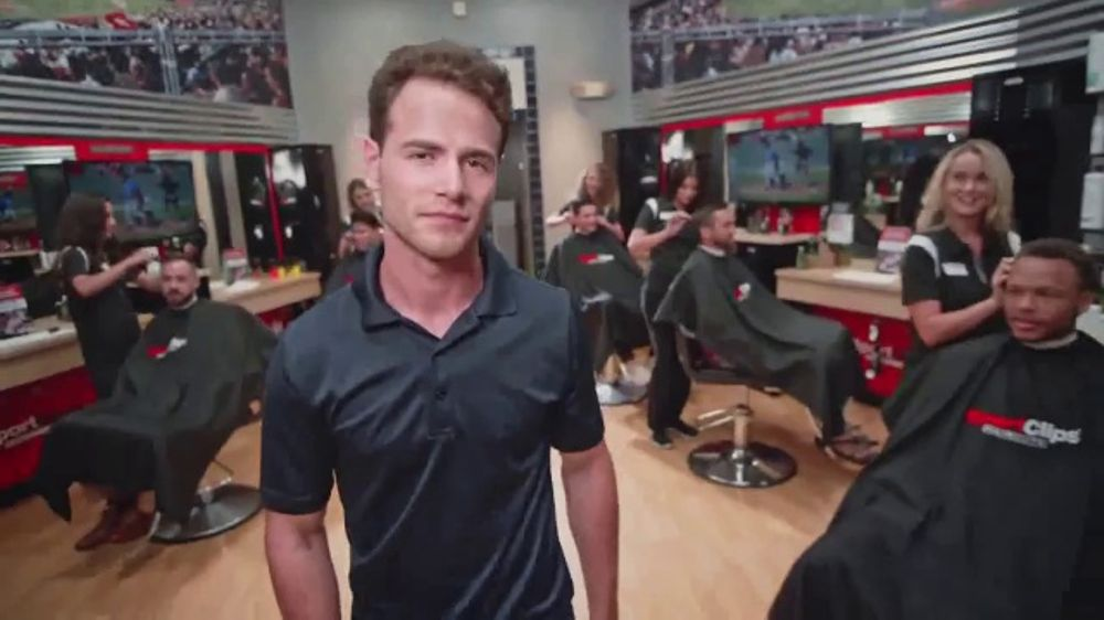 clips sport haircuts highlight reel commercial ad commercials spot