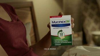 Mucinex Maximum Strength DM TV Spot, 'Night Cough' - Thumbnail 4