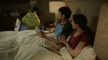 Mucinex Maximum Strength DM TV Spot, 'Night Cough' - 24298 commercial airings