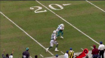 Bridgestone TV Spot, 'Elite Performance: Dolphins vs. Jets' - Thumbnail 4