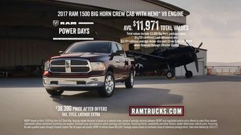 Ram Trucks Power Days TV Spot, 'The Greater Good: Soar' [T2] - Thumbnail 7