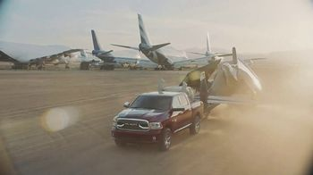 Ram Trucks Power Days TV Spot, 'The Greater Good: Soar' [T2] - Thumbnail 2