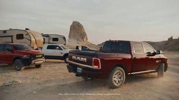 Ram Trucks Power Days TV Spot, 'The Greater Good: Soar' [T2] - 584 commercial airings