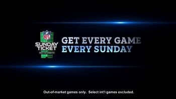 NFL Sunday Ticket TV Spot, 'Midseason Pep Talks' Featuring Peyton Manning - Thumbnail 6