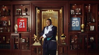 Quicken Loans Rocket Mortgage TV Spot, 'Barry Sanders Is Confident'