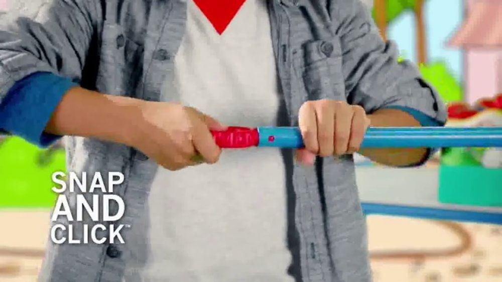 Antsy Pants Play Build and Play Kits TV Commercial, 'Race to the Rescue'