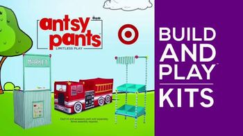 Antsy Pants Play Build and Play Kits TV Spot, 'Race to the Rescue' - Thumbnail 8