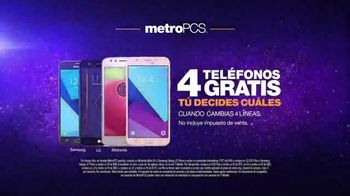 MetroPCS Unlimited LTE Data TV Spot, 'Coupon' [Spanish] - Thumbnail 9