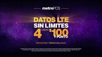 MetroPCS Unlimited LTE Data TV Spot, 'Coupon' [Spanish] - Thumbnail 8