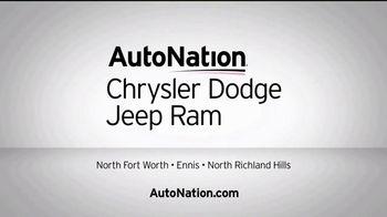 AutoNation Ram Power Days TV Spot, 'Ram 1500 or Jeep Renegade' - Thumbnail 8
