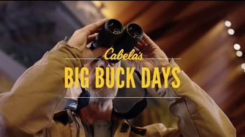 Cabela's Big Buck Days TV Spot, 'Rangefinder and Base Layers'