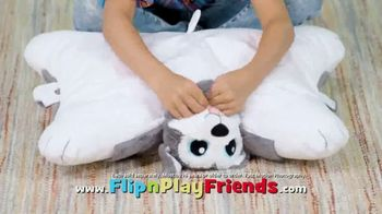 FlipaZoo Flip n Play Friends' TV Spot, 'Two Sides of Fun' - Thumbnail 5