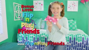 FlipaZoo Flip n Play Friends' TV Spot, 'Two Sides of Fun' - Thumbnail 4