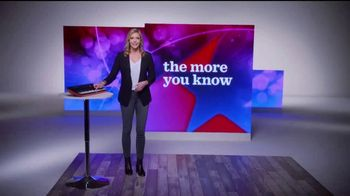 The More You Know TV Spot, 'Education' Featuring Kathryn Tappen - 1 commercial airings