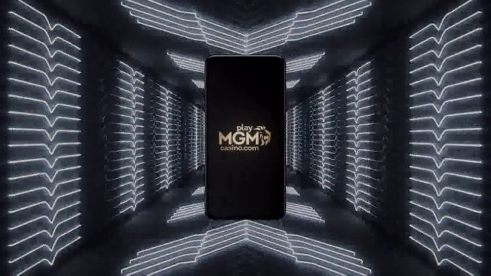 Play MGM Casino App TV Commercial, 'Black and Gold' - Video