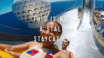 Royal Caribbean Cruise Lines TV Spot, 'Not a Staycation' Song by Boys Noize - Thumbnail 2
