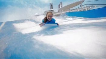 Royal Caribbean Cruise Lines TV Spot, 'Not a Staycation' Song by Boys Noize - Thumbnail 6