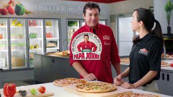Papa John's Pan Pizza TV Spot, 'Verificar nuestro trabajo' [Spanish] - Thumbnail 8
