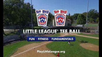 Little League Tee Ball TV Spot, 'Find Your League Now' Song by John Ross - Thumbnail 10