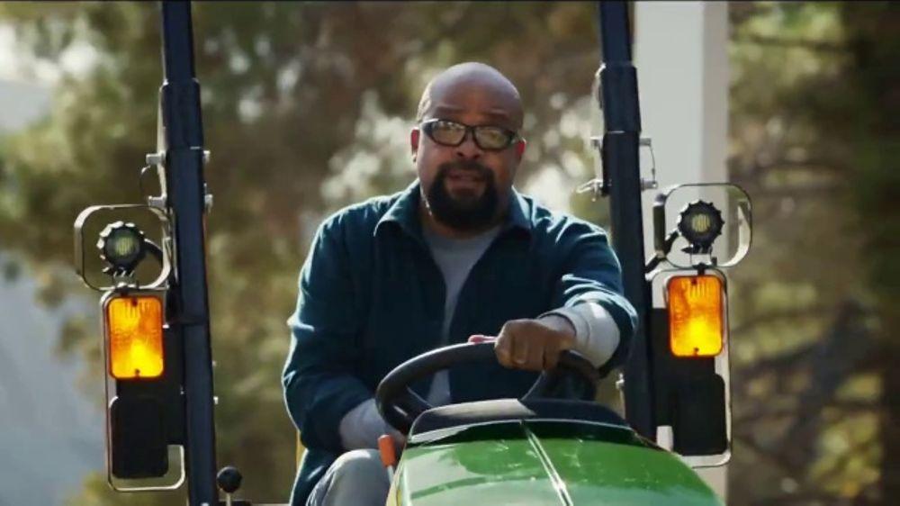 John Deere E-Series Tractors TV Commercial, 'Learn Something New'