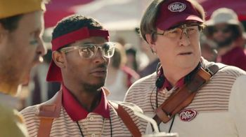 Dr Pepper TV Spot,'College Football: Crave-Off'