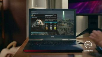 Dell TV Spot, 'Don't Just Play, Game: $200 off' - Thumbnail 2