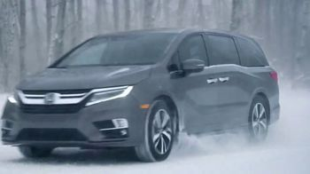 2018 Honda Odyssey TV Spot, 'Cold Weather Test' [T1] - Thumbnail 9