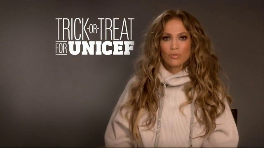 UNICEF TV Commercial, 'Be a Hero and Trick-or-Treat for UNICEF' Ft Jennifer Lopez