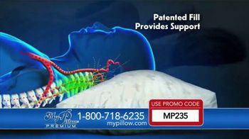My Pillow Premium TV Spot, 'The Connection Between Pillow and Sleep' - 304 commercial airings