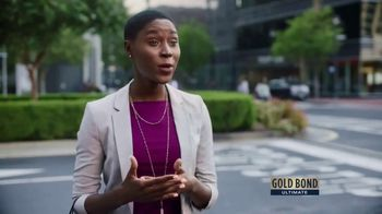 Gold Bond Ultimate Radiance Renewal TV Spot, 'Triple Blend'