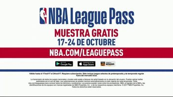 NBA League Pass TV Spot, 'Increíble' [Spanish] - Thumbnail 9