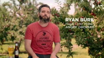 Angry Orchard TV Spot, 'Cider Lessons: Ep. 1: Apples to Apples'