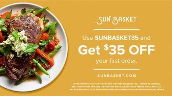 Sun Basket TV Spot, 'Healthy Recipes to My Door' - Thumbnail 10