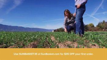 Sun Basket TV Spot, 'Healthy Recipes to My Door' - Thumbnail 4