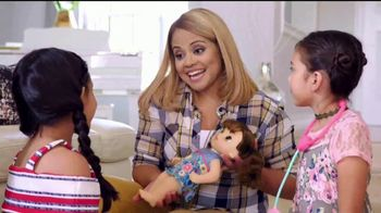 Baby Alive Sweet Tears Baby TV Spot, 'Mucho cariño' [Spanish]