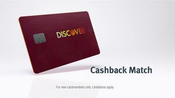 Discover Card Cashback Match TV Spot, 'Freak Out: Spread the News' - Thumbnail 10