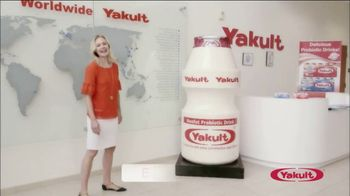 Yakult TV Spot, 'Factory Tour' Featuring Erica Olsen