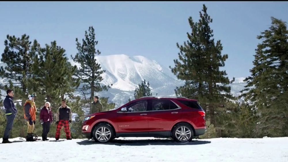 2018 Chevy Equinox TV Commercial, 'Nueva generación: chic ...