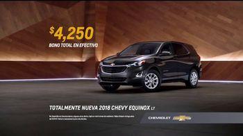 2018 Chevy Equinox TV Spot, 'Nueva generación: chic' [Spanish] - Thumbnail 8