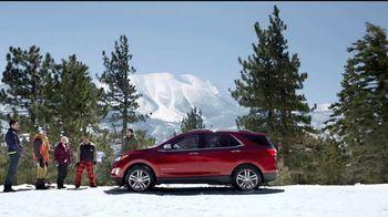 2018 Chevy Equinox TV Spot, 'Nueva generación: chic' [Spanish] [T2]