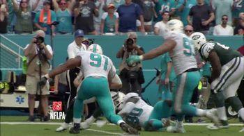 Bud Light TV Spot, 'Miami Shuts Down the Ravens' - Thumbnail 3