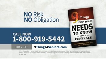 Londen Insurance Group TV Spot, 'Nine Things Every Senior Needs to Know' - Thumbnail 6