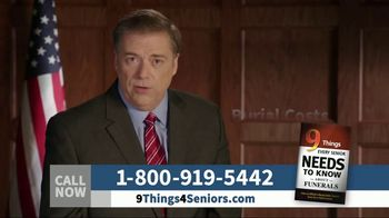 Londen Insurance Group TV Spot, 'Nine Things Every Senior Needs to Know'