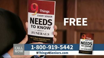 Londen Insurance Group TV Spot, 'Nine Things Every Senior Needs to Know' - Thumbnail 3